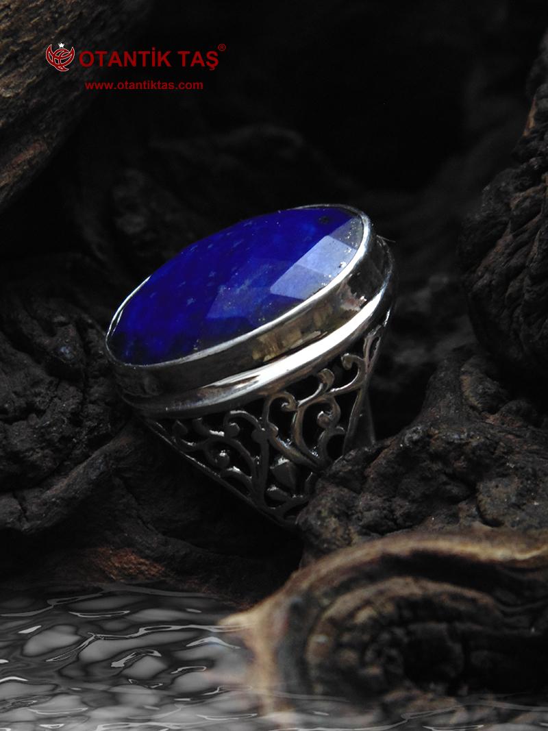 Doğal Lapis Lazuli Taşı