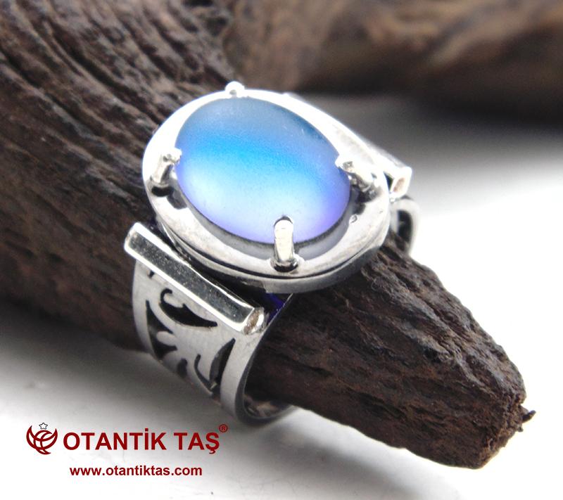 Fire Blue Topaz