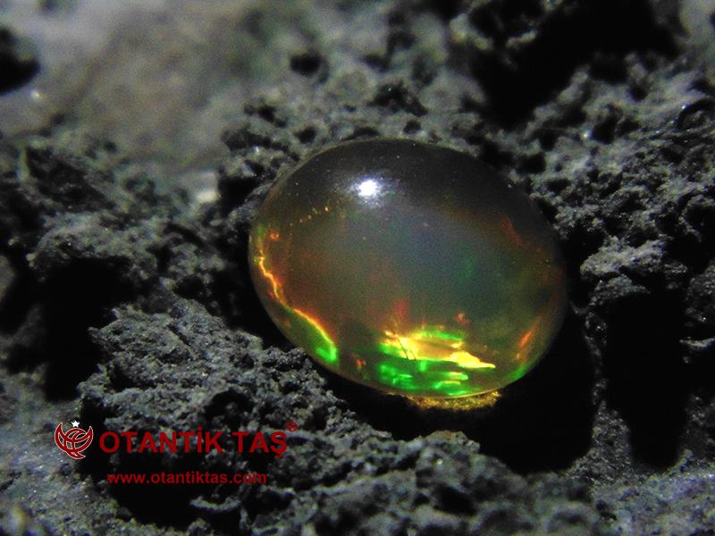 Opal Taşı Mulicolor