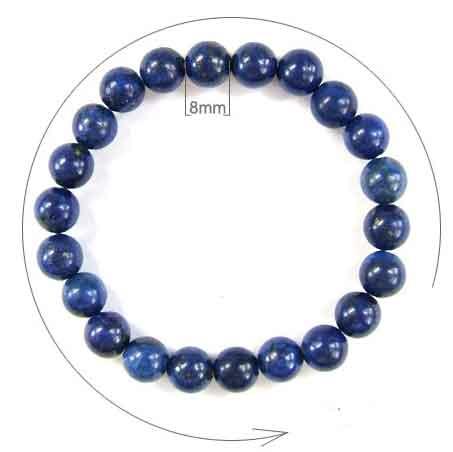 Lapis Lazuli Taşı Bileklik