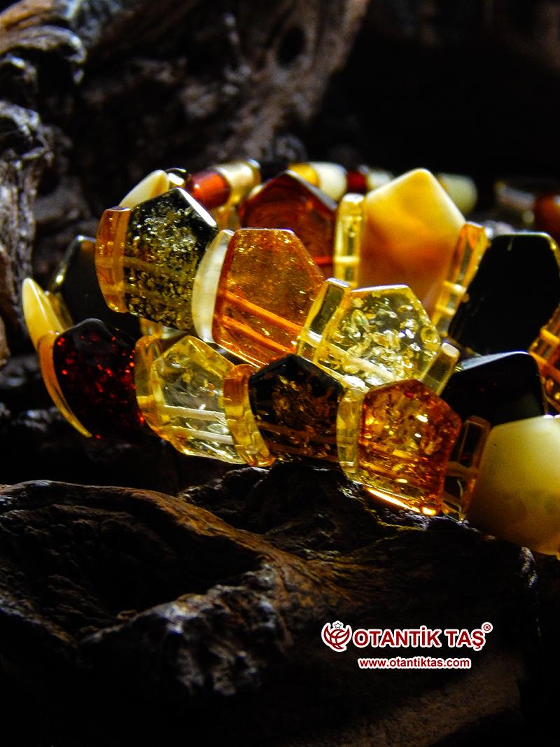 Kehribar Amber Taşı