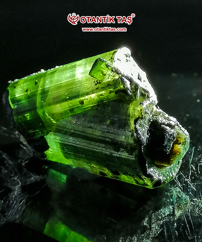 Yeşil Turmalin İkiz